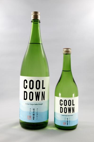 純米吟醸 雑賀 原酒 クールダウン 1.8L  720ml