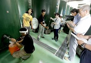 【日本酒】新蔵で初めての夏行事「呑みきり」の画像