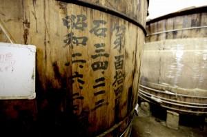 【蔵の移転】桃山町へ、酢の大木桶群の大移動!の画像
