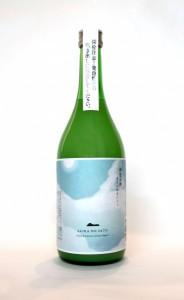 【日本酒】夏限定、辛口の生酒!「辛口純米 にごり 雑賀の郷」好評です。の画像