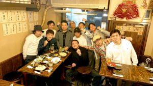 【ボクシング】ワタナベジムOB会の画像